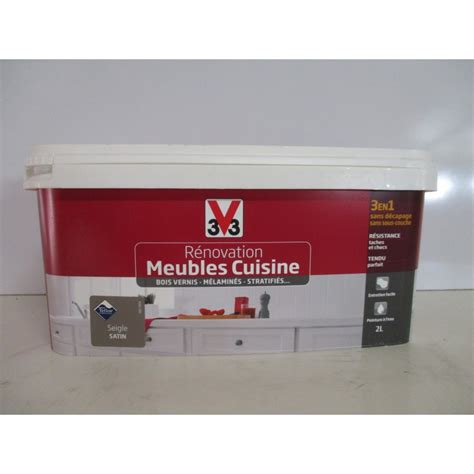 peinture v33 renovation cuisine peinture r 233 novation meubles cuisine v33 750ml 2l