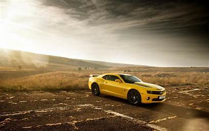 Camaro Bumblebee Chevrolet Ss Muscle Yellow Edition