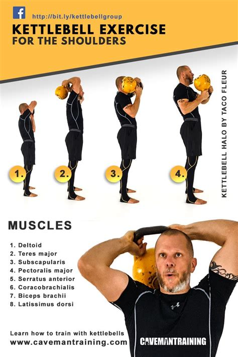 kettlebell halo exercise cavemantraining ab