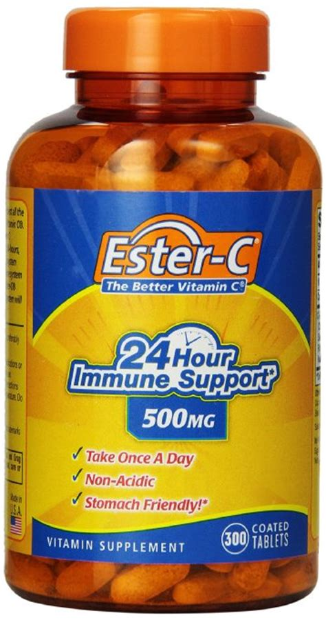 ester c immune support review does it work