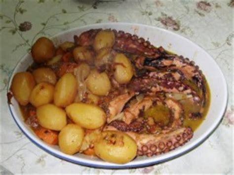comment cuisiner des tentacule de poulpe ragoût de poulpe