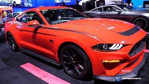 2019 Ford Mustang RTR - Exterior Walkaround - 2019 Detroit Auto Show | Ford mustang, Detroit ...
