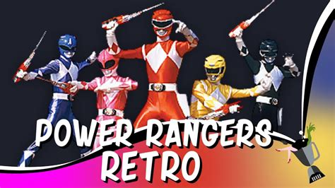 Join in the fun as jon retro red. Power Rangers Retro Trailer - YouTube