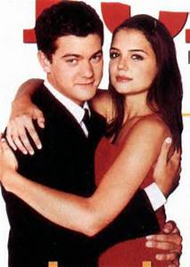 Couples - Joshua Jackson♥Katie Holmes #6: Because they ...