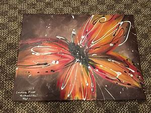 Butterfly, Canvas, Painting