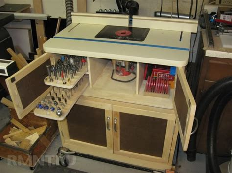 Build Dj Stand by фрезерный стол для ручного фрезера своими руками