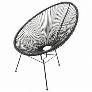 Fauteuil Maison Du Monde : coup de fauteuil scoubidou de maisons du monde deco trendy a t e l i e r ~ Teatrodelosmanantiales.com Idées de Décoration