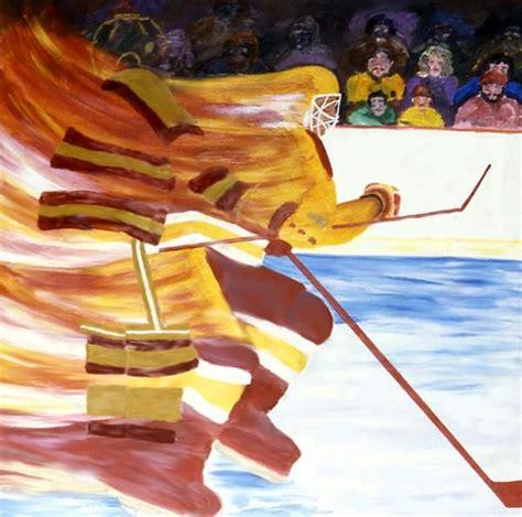 golden gophers  ken yackel art painting artsy