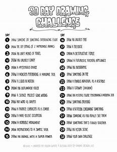30 Day Drawing Challenge – Lynette hunt