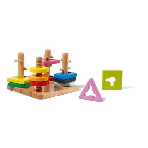 oxybul cuisine en bois jouet en bois oxybul