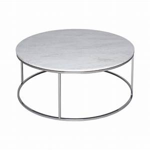 buy white marble and silver metal coffee table from fusion With white and silver coffee table