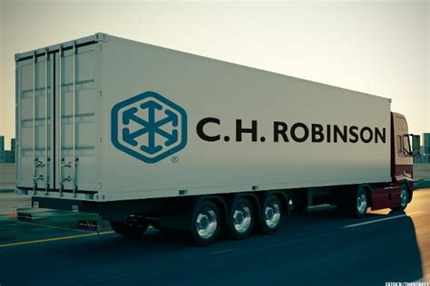 C.H. Robinson Worldwide (CHRW) Stock Gains on APC ...