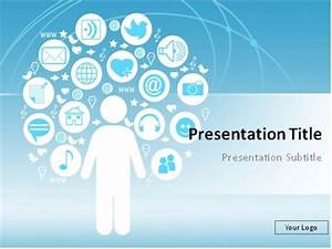 Powerpoint templates free download social media jdap for Social media powerpoint template free download