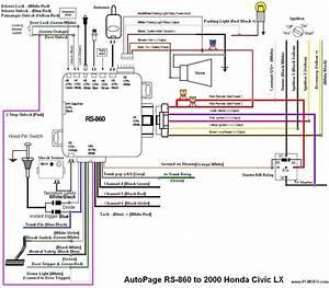 Avital 4103 Remote Starter Wiring Diagram Jeep