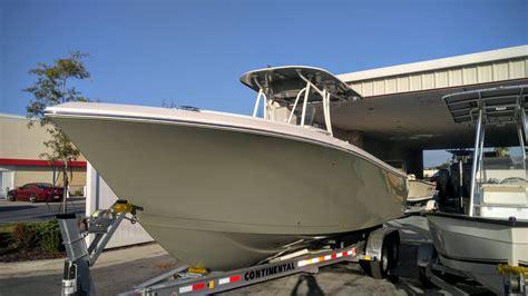 Sailfish Boats Canada by 2017 Sailfish 270 Cc Florida Boats