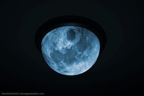 moon ceiling light  jesse lighting