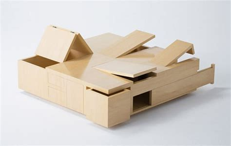 coffee table with hidden storage 10 transforming furniture designs perfect for tiny