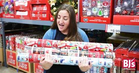 Stock up on last-minute necessities at BJ's Wholesale Club