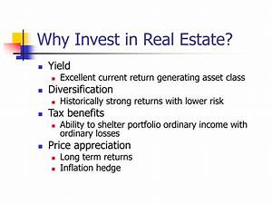 PPT - Real Estate Investment and Risk Analysis PowerPoint ...