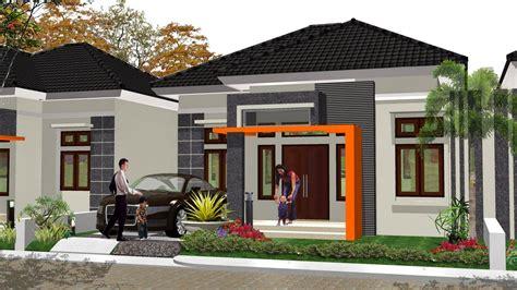desain eksterior rumah minimalis  lantai desain rumah minimalis sederhana