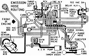Diagram Connect Hose 2e Carburetor