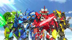 Tenkai Knights Brave Battle Review