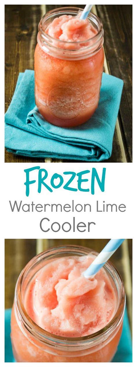 frozen watermelon frozen watermelon lime bars recipe dishmaps