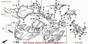 Wiring Diagram Honda Cbr1100xx