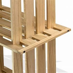 Raumteiler Aus Holz : design b cherregal standregal raumteiler aus holz 6 w rfel ~ Indierocktalk.com Haus und Dekorationen