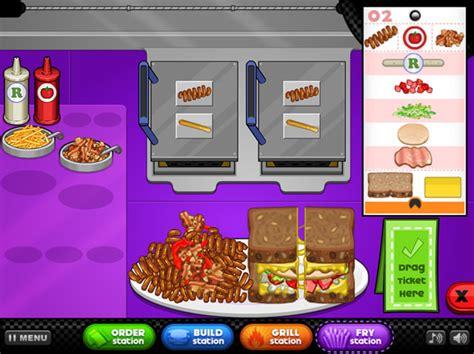 jeux de cuisine papa louis jeux de cuisine avec papa louis 28 images jeu d arcade