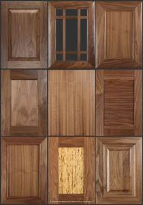Walnut, Cabinet, Doors, And, Kitchen, Cabinets