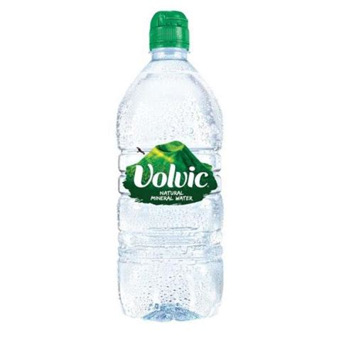 Volvic Go Natural Mineral Water Plastic Bottle With Sports