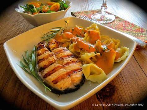 cuisiner darne de saumon recettes de darnes de saumon