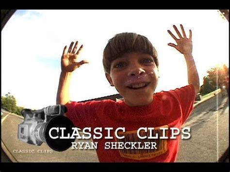 ryan sheckler young skateboarding classic clips  youtube