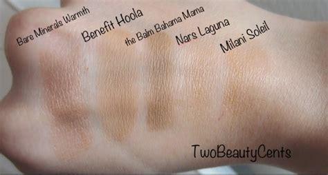 beauty cents   balm haul part  bahama mama bronzer  comparisons  review