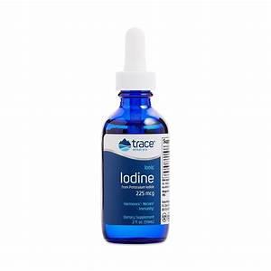 Trace Minerals Liquid Ionic Iodine From Potassium Iodide