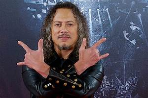Kirk Hammett Returns to Roots Playing on Exodus Song