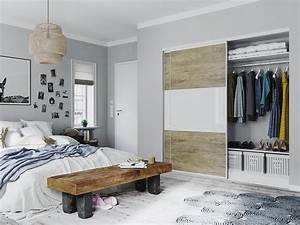 Dressing Petit Espace : placard dressing le rangement design personnalis ~ Teatrodelosmanantiales.com Idées de Décoration