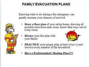 Fire Department Safety Tips