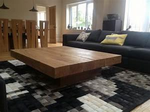 large square cocktail tables : Have a Suitable Square