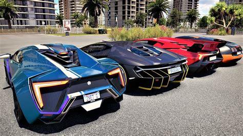Racha Milionário De Lamborghini Veneno Vs Bugatti Veyron
