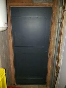 installation de porte de cave blindee par votre serrurier With porte de cave blindée prix