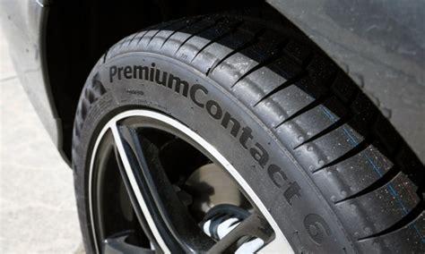 premium contact 6 continental premiumcontact 6 mednarodna premiera volan si