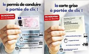 Vol De Carte Grise : carte grise permis de conduire d marches d sormais accessibles exclusivement en ligne ~ Medecine-chirurgie-esthetiques.com Avis de Voitures