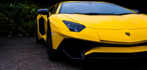Lamborghini Aventador Sv 4k Wallpaper And Background