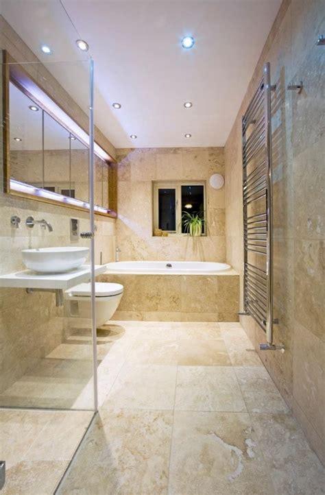 Travertine Bathroom Ideas by Travertine Bathroom Steam Trave