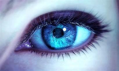 Eyes Anime Fantasy Magical Final Eye Lightning