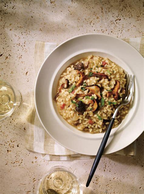 cuisinez az risotto aux fruits de mer recette
