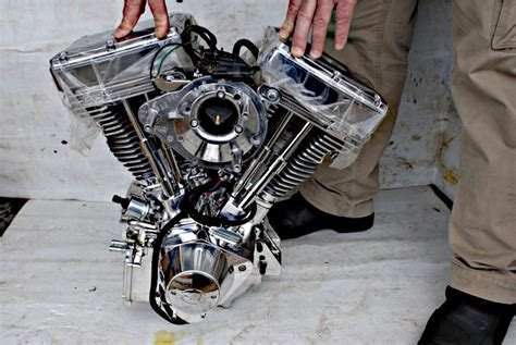 Harley Davidson Evolution Engine For Sale by New S S Softail Motor Complete Carbureted S S