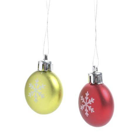 miniature snowflake christmas ornaments new items